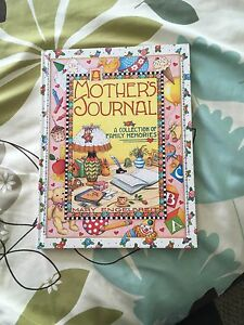 A Mothers Journal/Baby Book