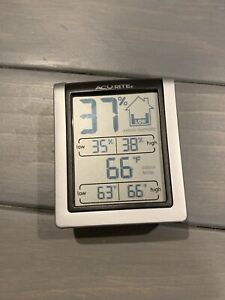 Humidity Monitor/Indoor Thermometer