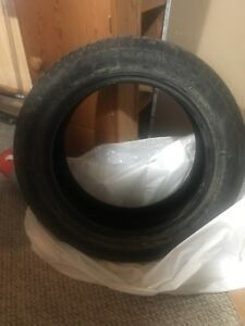 4 winter tires, good condition 215/55R17