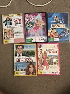 Kids selection of Dvds Adamstown Heights Newcastle Area Preview