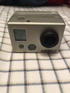 GoPro Hero2 with screen