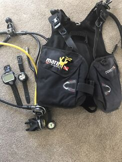 Mares dive gear for sale