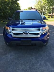 2013 ford explorer 2.0 ecoboost  4cyl awd
