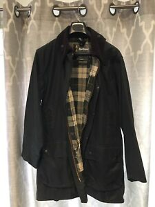 Men's Classic Waxed Barbour Jacket (Border style) Brand New.