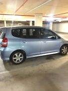 Honda jazz 2003 auto blue hatchback Wright Molonglo Valley Preview