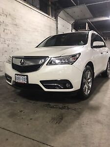 2016 Acura MDX Elite trim