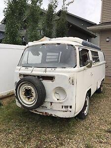1969 Volkswagen camper van