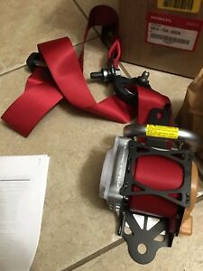 FOR SALE: OEM brand new 2017 civic type r driver side seat belt