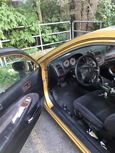 2001 civic Si coupe
