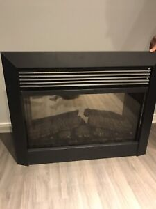 Brand New Dimplex DFB6016 Electric Fireplace
