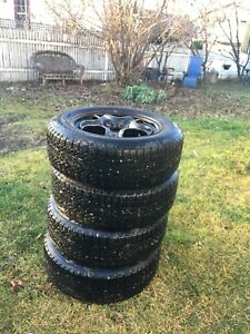 Goodrich Winter tires