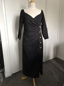 Black Evening Dress Fitzroy Yarra Area Preview