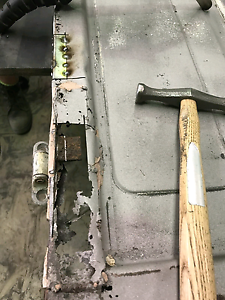 Wanted Experienced person old school rust repairs on vehicles Noble Park Greater Dandenong Preview