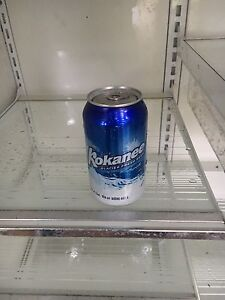 One Beer Brand New + Free Fridge