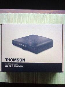 THOMSON TECHNICOLOR DCM476 CABLE MODEM