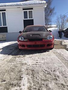 Chrysler (dodge) neon swap srt-4 2.4l turbo
