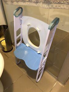 FREE Toddler toilet seat