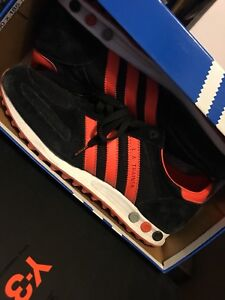 Adidas sneakers LA trainers OG size 9 used