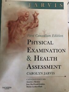 Physical examination and health assessment (nursing textbook)