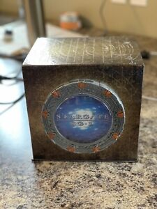 STARGATE SG-1 THE COMPLETE SERIES COLLECTORS ED. DVD 2007 54-DIS