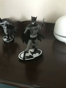 Batman Black and White x3