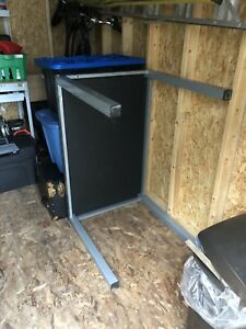 Metal Kitchen table and 4 chair
