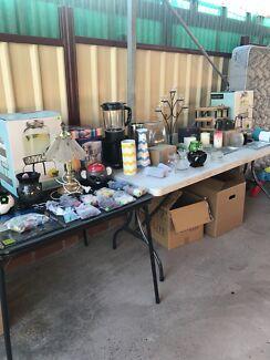 Garage Sale (Sat 25th November)