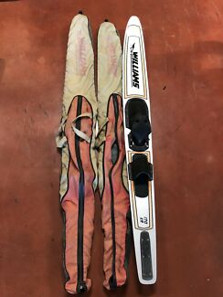 Adult Double Water Skis