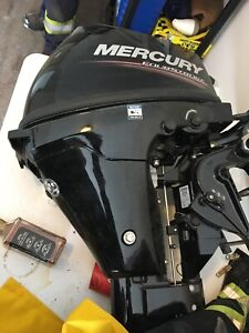 New Outboard Motor