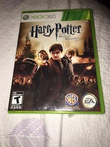 Harry Potter Xbox 360 game