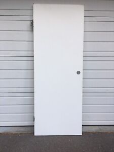 Interior doors with hinges (2)