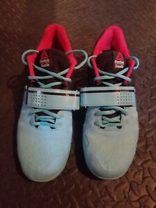 Reebok CrossFit lifting shoes size 10