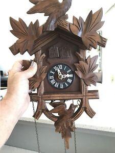 Genuine West German Cuckoo Clock