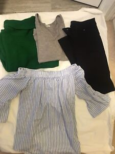 Woman's medium clothing lot