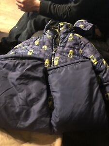 Boys snow suit new