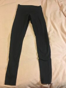 Women's lululemon wunder under mid-rise tight size 4