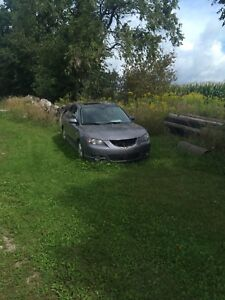 2005 MAZDA 3 **AS IS**