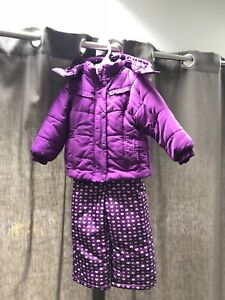 snow suit T2