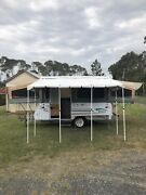 2002 Jayco Eagle Camper Trailer Byron Bay Byron Area Preview