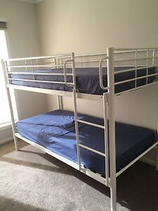 White metal bunks Bairnsdale East Gippsland Preview