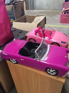 Bratz and Barbie cars and Educational toys