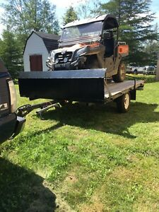 Utility trailer (Double) For Sale