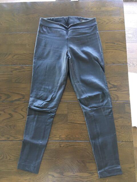 821ee382be DARYL K Black Leather Leggings Size US4 | Pants & Jeans | Gumtree ...