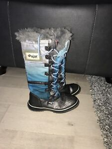 Size 1.5 to 2 Girls Winter boots- Panjar