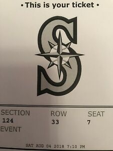 Toronto Blue Jays vs Seattle Mariners Tickets