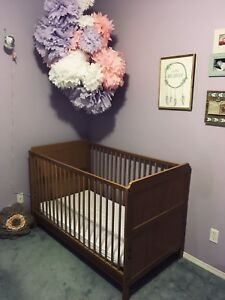 Adjustable Crib