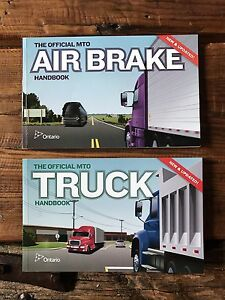 MTO Air Brake & Truck handbooks