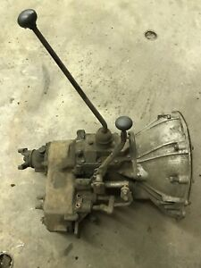 Jeep CJ7 transmission and transfer case