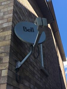 Bell Satellite  (NEW Condition)