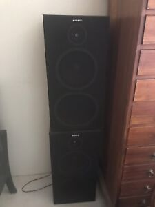 Sony Speakers Banksia Grove Wanneroo Area Preview